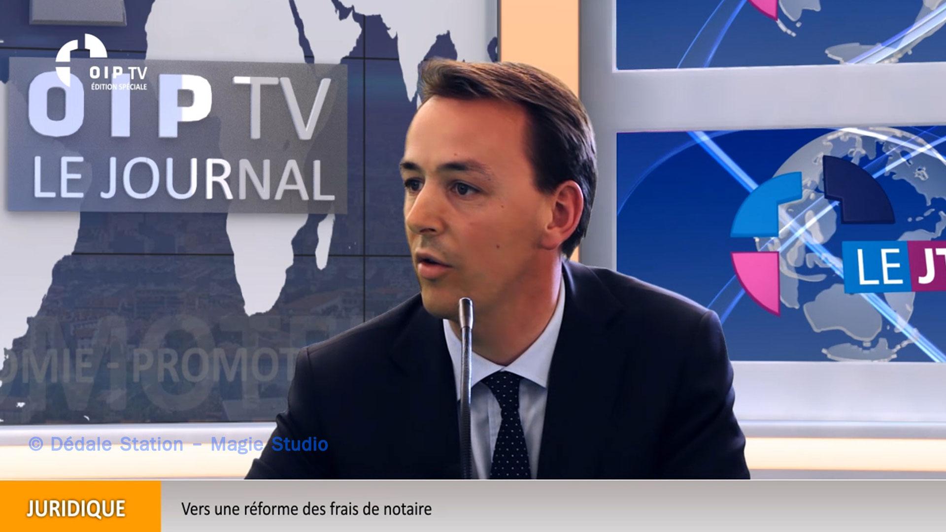 Plateau TV virtuel