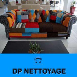 Nettoyage de canapés fauteuils et moquettes à Paris